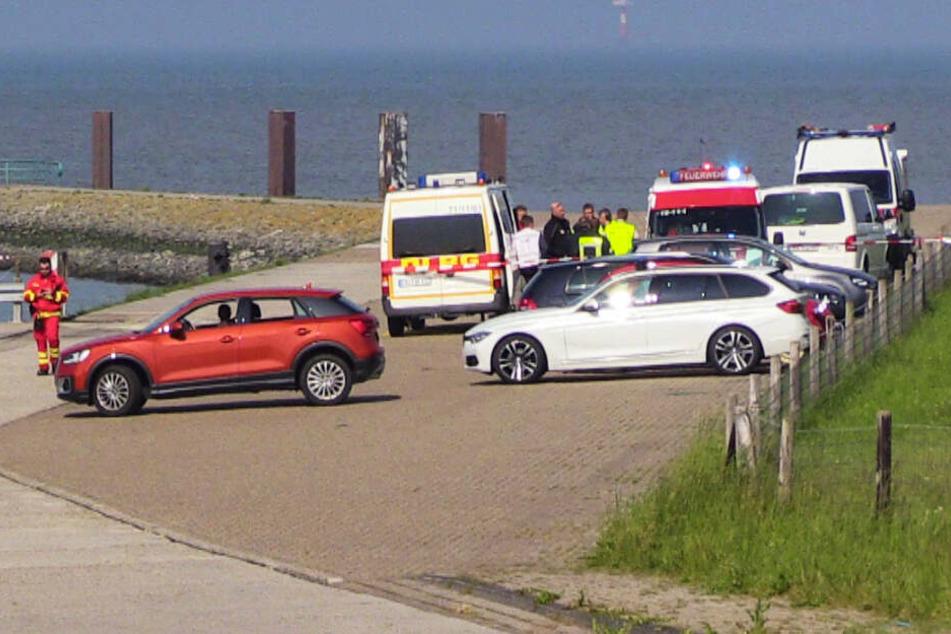 Flugzeugabsturz über der Nordsee! Helfer finden Wrack im Meer
