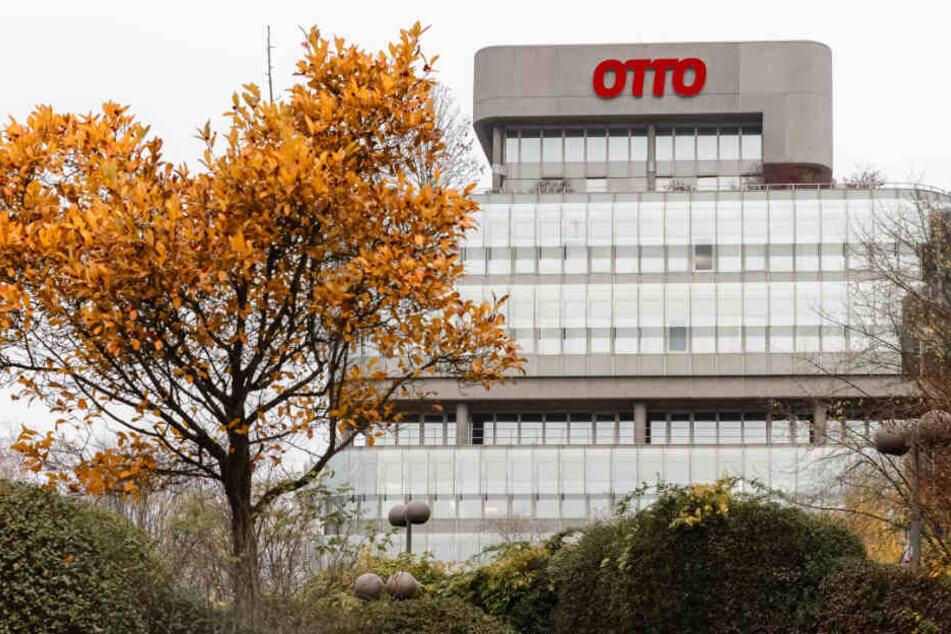 In der Zentrale der Otto Gruppe in Hamburg wurde genial auf den rassistischen Tweet geantwortet. (Archivbild)