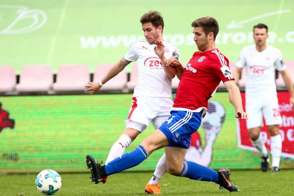 Daniel Gremsl und Alexander Winkler.