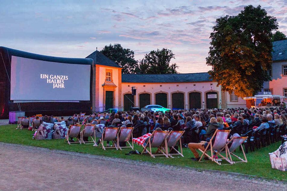 Im letzte Jahr war das Open-Air-Kino schon ein richtiger Erfolg!