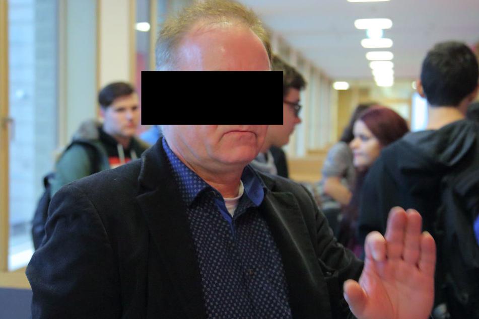 Ingolf B. (61) will im Amtsgericht einen Freispruch erkämpfen.
