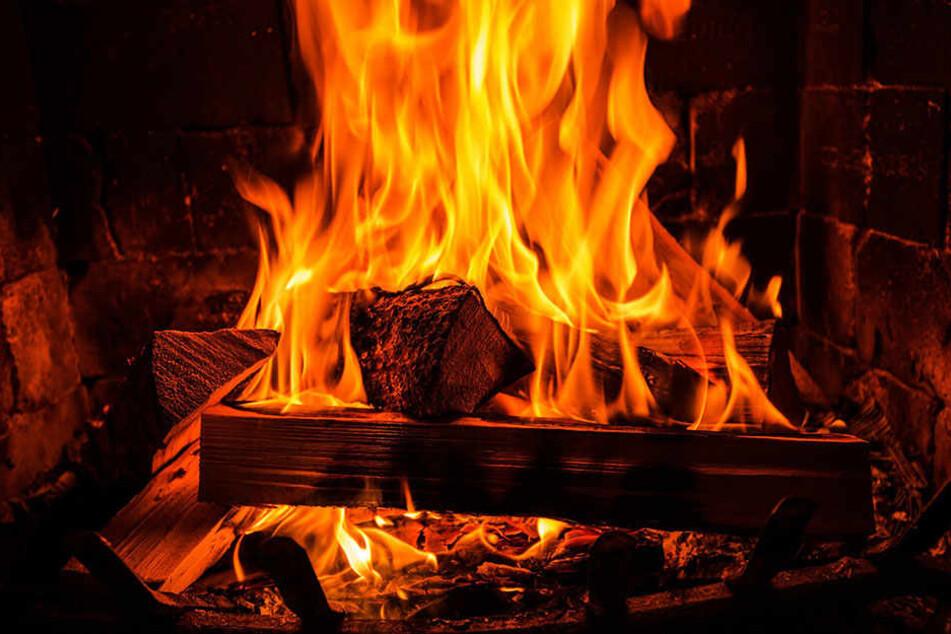 Am Ende war das Feuer doch nicht so wild und zerstörerisch.