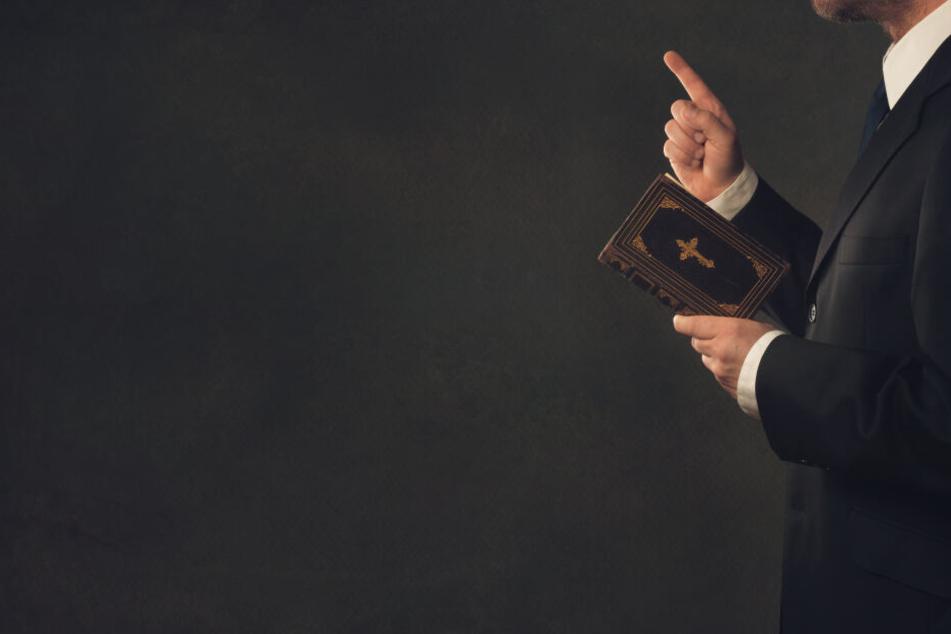 Priester Richard Bucci schockiert mit seinen Aussagen zum Thema Abtreibung. (Symbolbild)