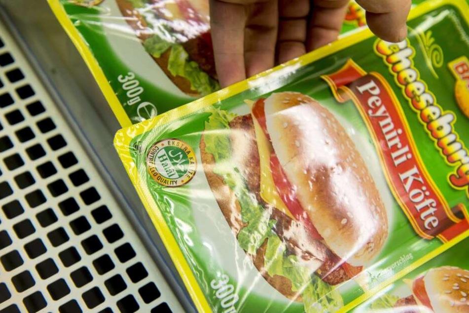 Halal-Fleisch darf kein EU-Bio-Gütesiegel bekommen.