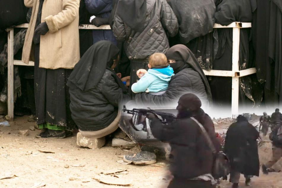 Mutter war Anhängerin der Terrormiliz Islamischer Staat: Kind aus Syrien zurückgeführt
