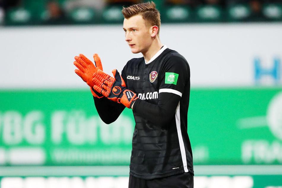Markus Schubert soll kurz vor einem Wechsel zum FC Schalke 04 stehen.