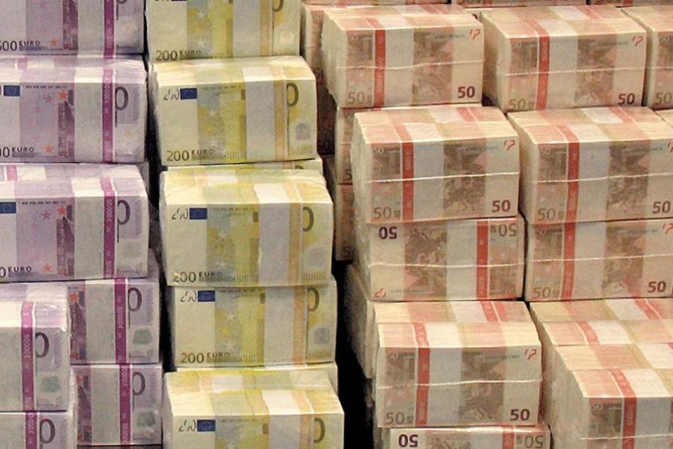 Allein 2017 nimmt Berlin wohl 355 Mio. Euro Steuern mehr ein (Symbolbild).