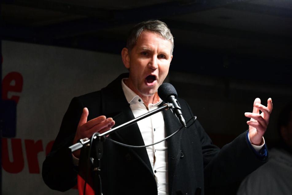 Nach Pegida-Rede: Anzeige gegen Björn Höcke wegen Volksverhetzung