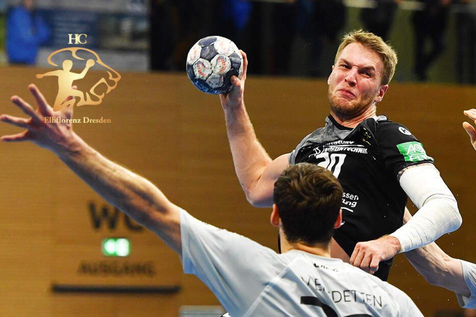 Dresden: HC Elbflorenz will im letzten Heimspiel gegen Lübeck den Sack zumachen!
