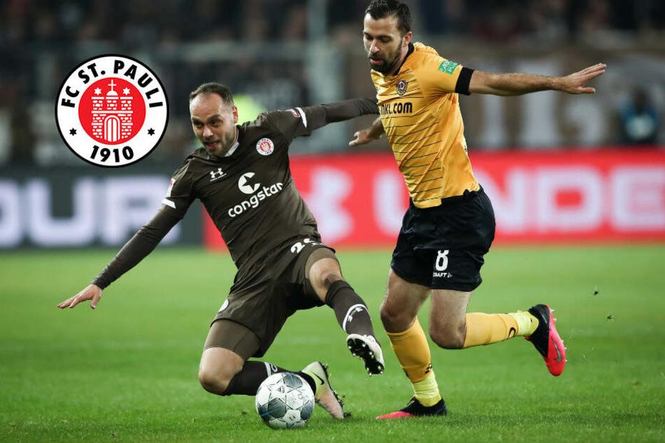 FC St. Pauli verpasst Befreiungsschlag gegen Dynamo Dresden