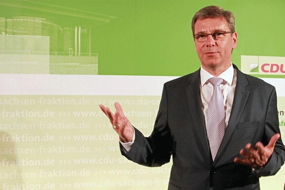 Auftraggeber: CDU-Fraktionschef Frank Kupfer (55).