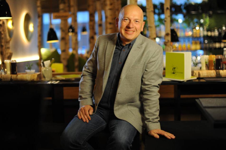 Gründer Thomas Hirschberger freut sich auf den neuen Standort in Bielefeld.