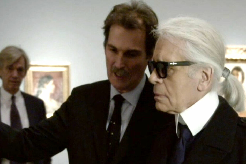 Der Film von Gero von Boehm führt durch das Turbo-Leben dieses vielseitig Kreativen.