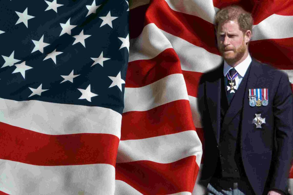 Prince Harry thoughts on the US Constitution didn't go over very well