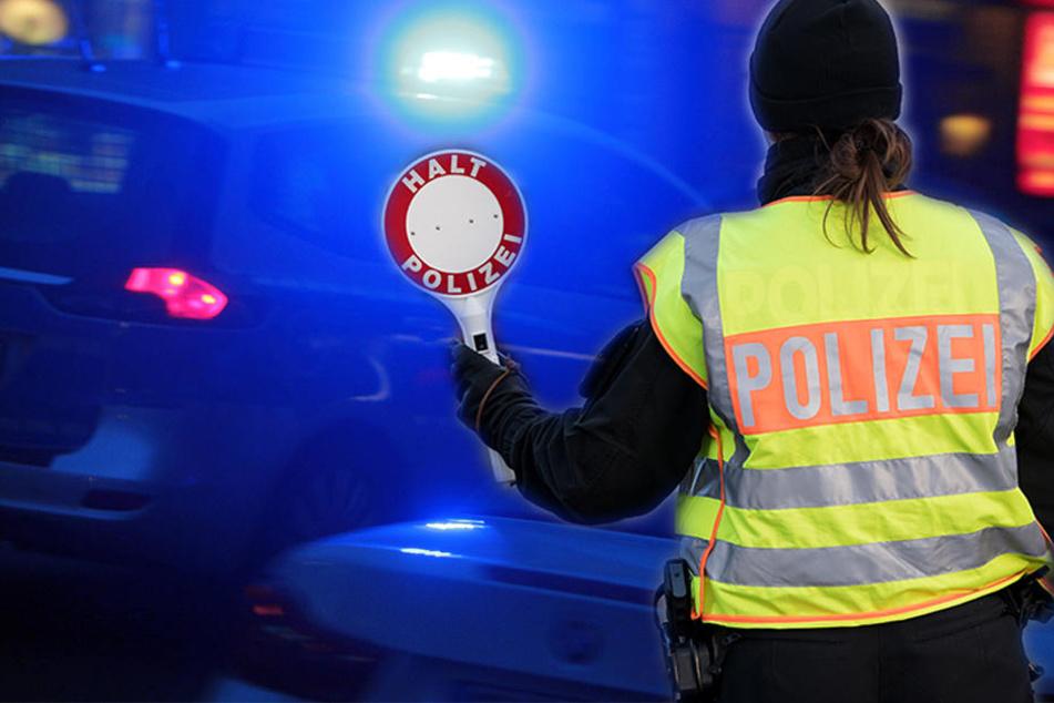 Die 44-jähriger Herforderin wurde von der Polizei in Gewahrsam genommen (Symbolbild).