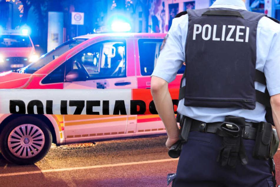 Das Opfer wurde mit einer Kopfverletzung ins Krankenhaus gebracht (Symbolbild).