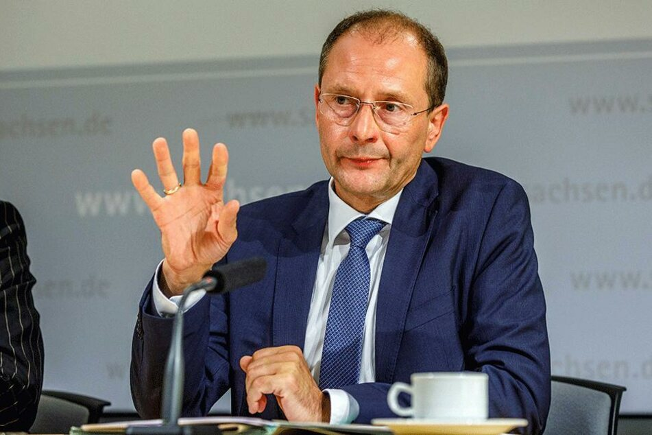 Stanislaw Tillich tritt zurück