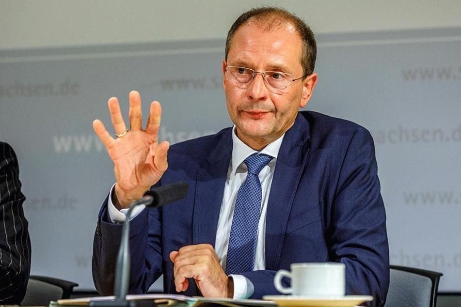 Markus Ulbig (53, CDU)