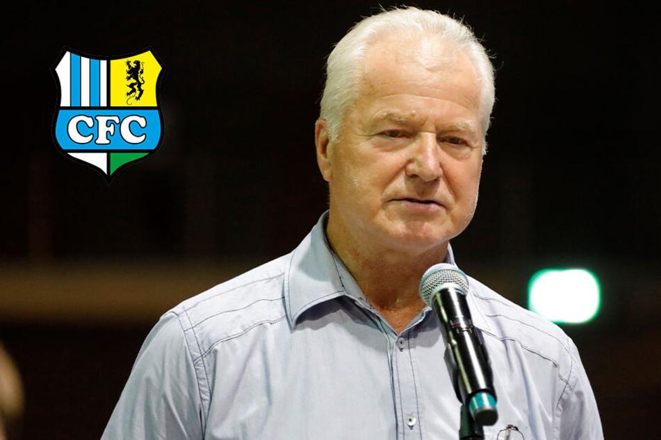 Vereins-Ikone Frank Sorge rechnet mit Liquidierung des CFC