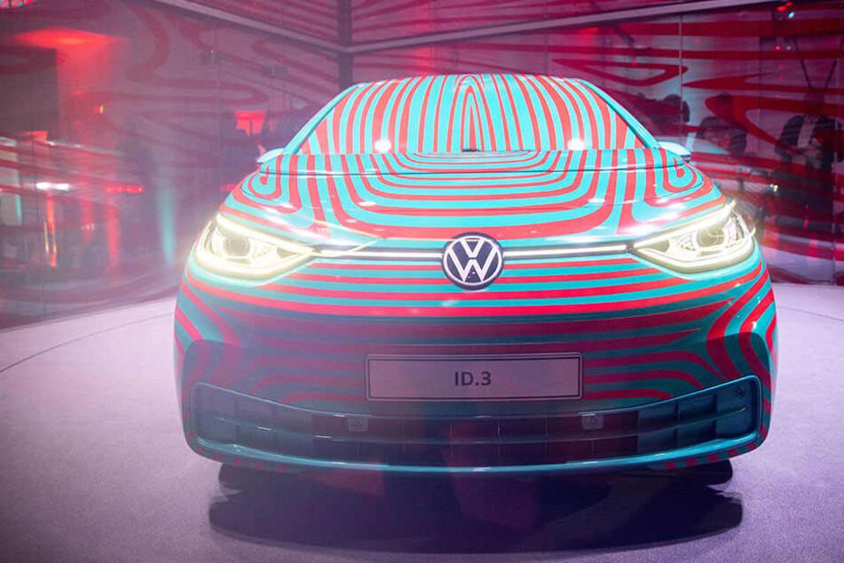 VW-Elektroautos aus Zwickau: 30.000 sind schon vorm Start ausverkauft!