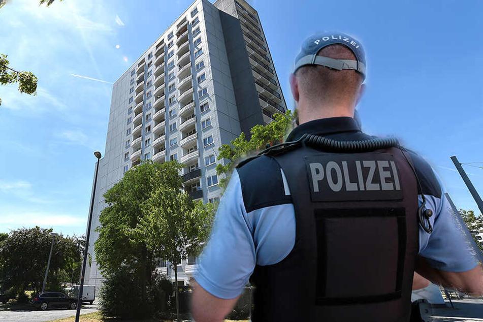 Jugendliche in Prohlis mit Messer bedroht und ausgeraubt