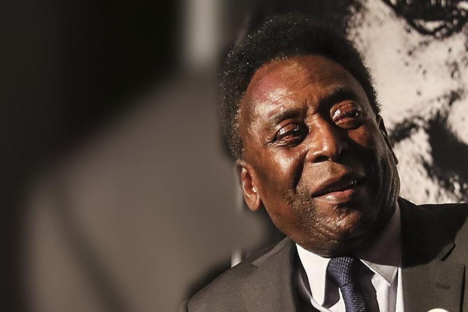 Große Sorge um Fußball-Legende Pelé