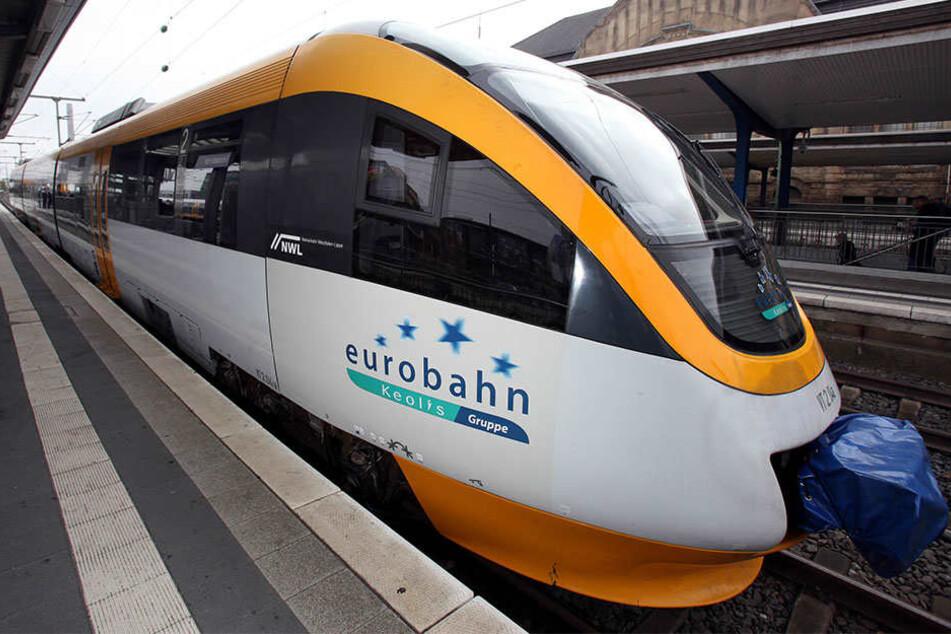 Die Eurobahn wird am Mittwoch seltener am Hauptbahnhof Bielefeld halten (Symbolbild).