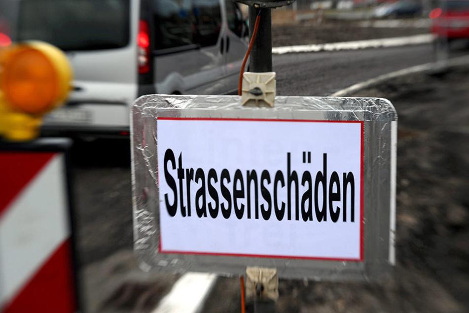 Ab Sommer müssen sich die Leipziger auf längere Wege und Umleitungen einstellen. (Symbolbild)