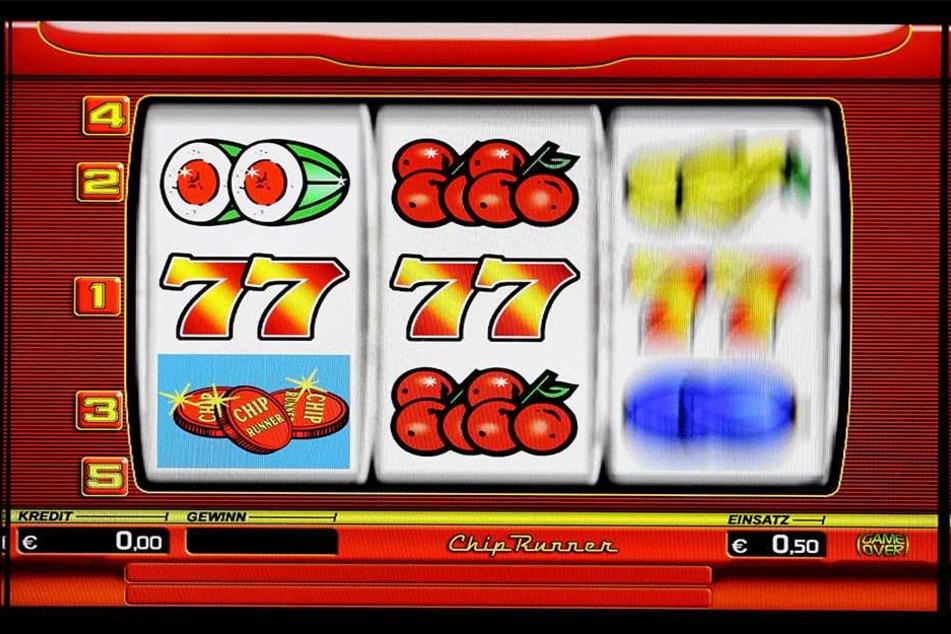 Am Automaten floss das Geld - in die Tasche der Betreiber.