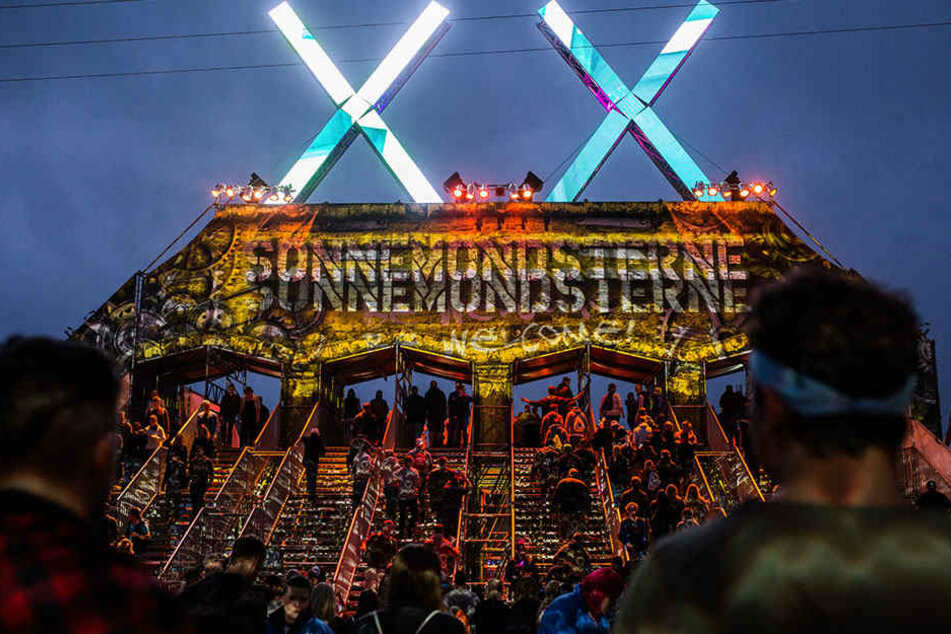 Das 20. SonneMondSterne Festival in Thüringen war komplett ausverkauft.