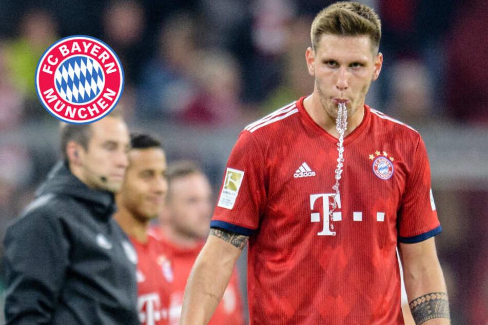 """Sollten sich """"nicht aufs Maul hauen"""": Bayerns Niklas Süle spricht Klartext"""