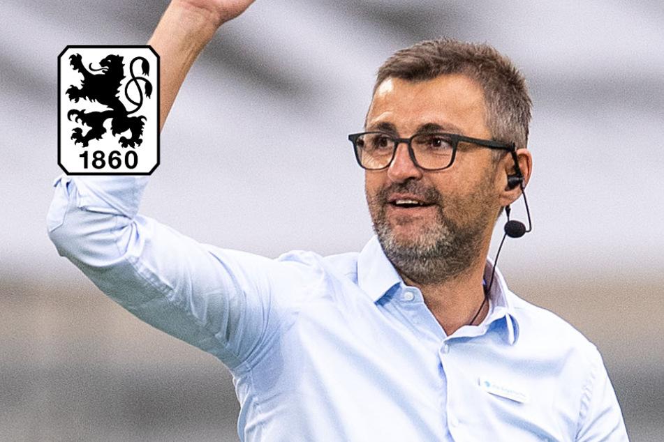 """TSV 1860 München schnuppert am Aufstieg: Köllner will """"im Hier und Jetzt"""" bleiben"""