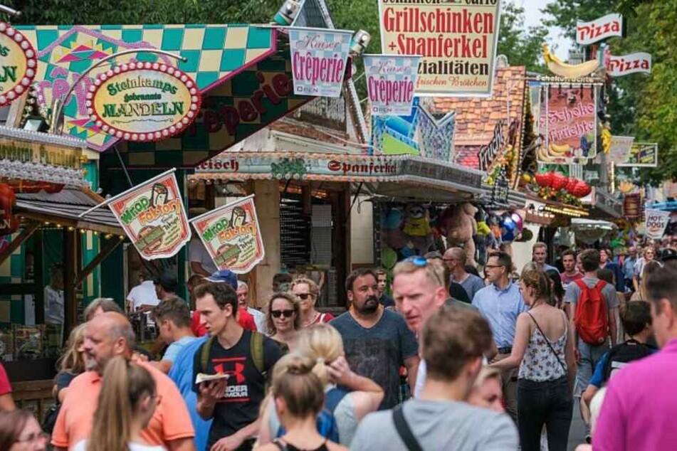 1,5 Millionen Besucher waren auf dem Liborifest.