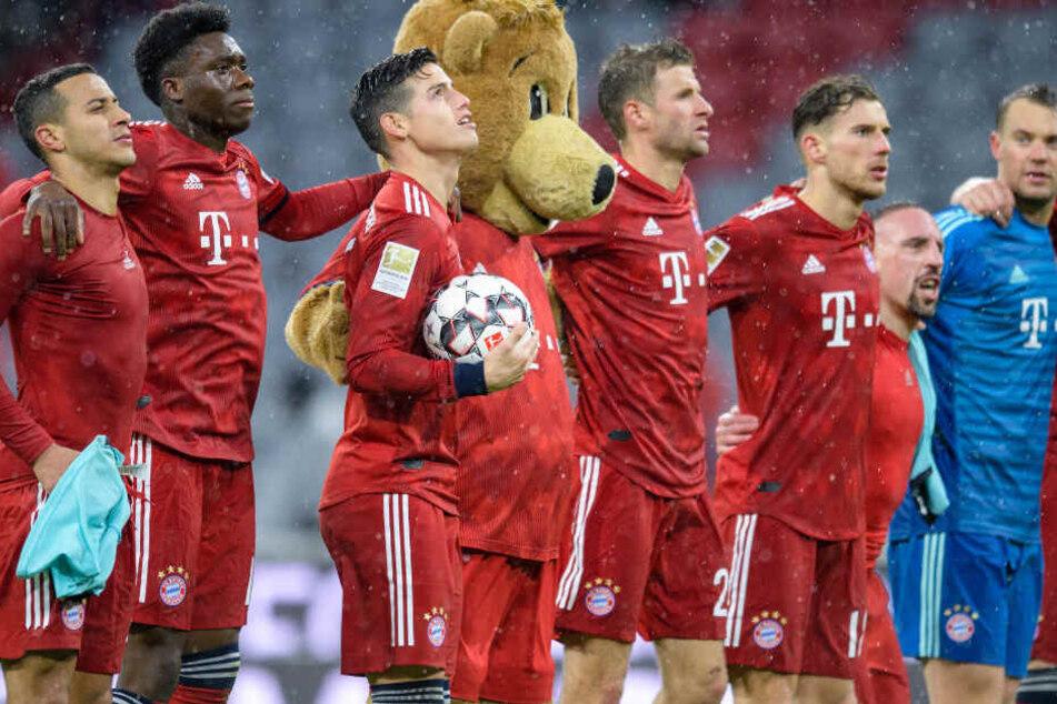 Der FC Bayern München konnte den FSV Mainz 05 deutlich bezwingen.