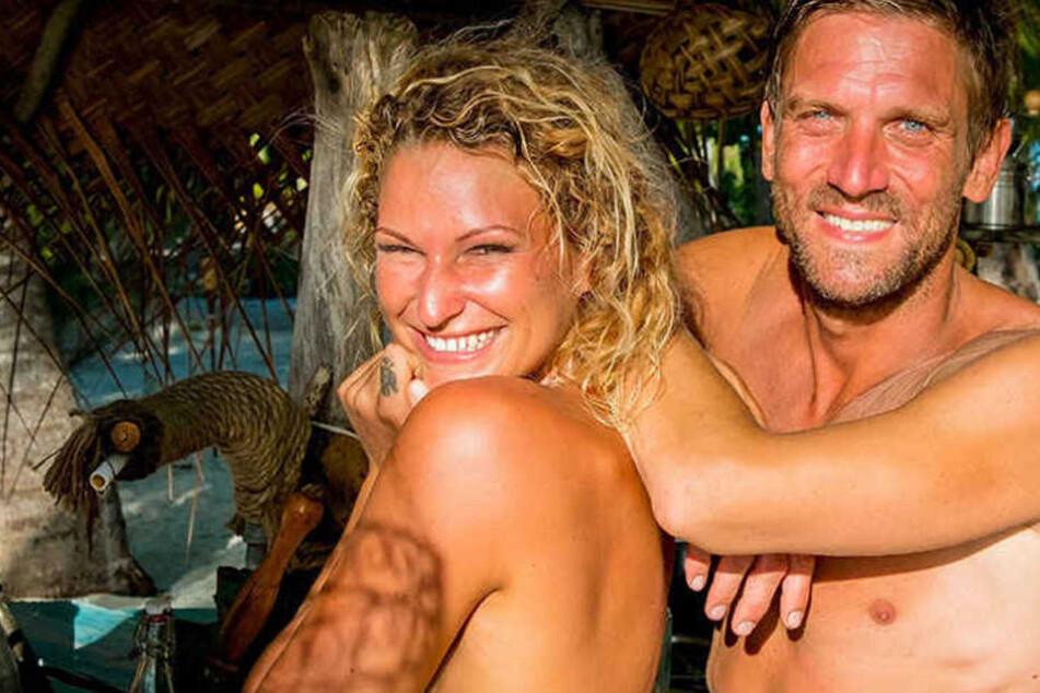 """""""Adam sucht Eva"""" fand 2016 mit der Liebe von Janni und Peer ein traumhaftes Happy End."""