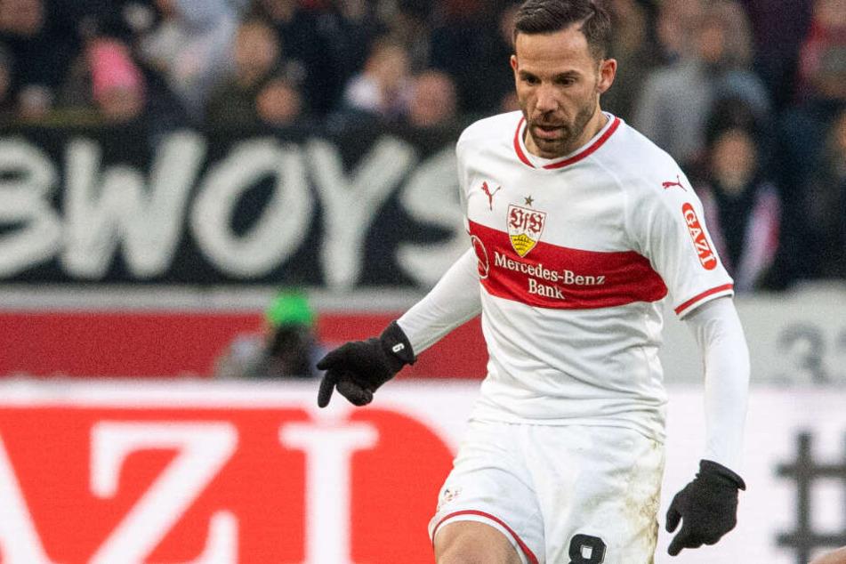 Mittlerweile wieder ein Faktor im Spiel des VfB: Ex-Dortmunder Gonzalo Castro.