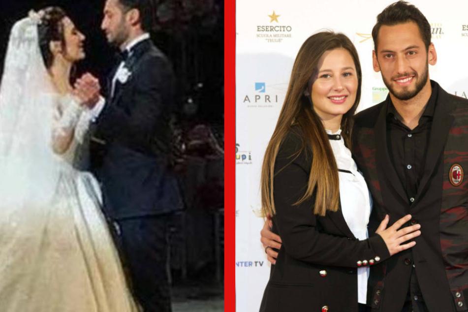 Aus nach 15 Monaten: Fußballer Calhanoglu will die Scheidung
