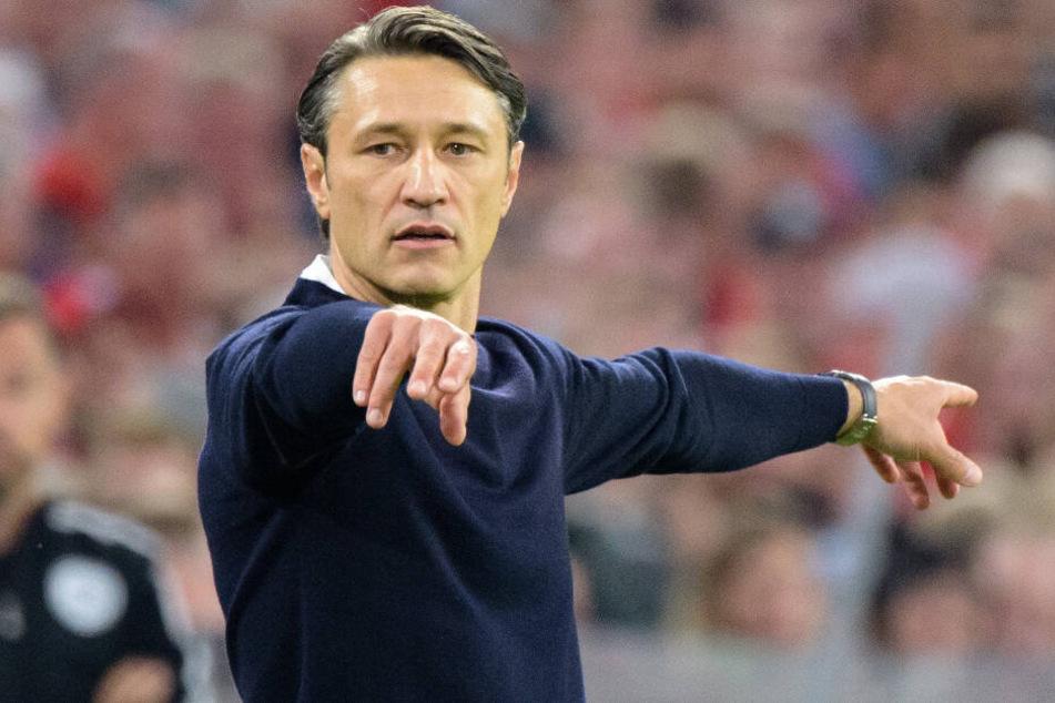 Bayern-Trainer Niko Kovac hat sich vor dem Spiel gegen Schalke 04 geäußert.