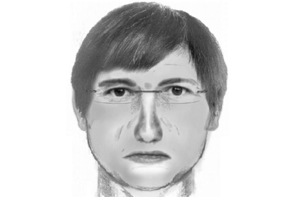 Der Mann wurde als etwa 1,90 Meter groß und sportlich beschrieben. Er trug eine rahmenlose Brille.