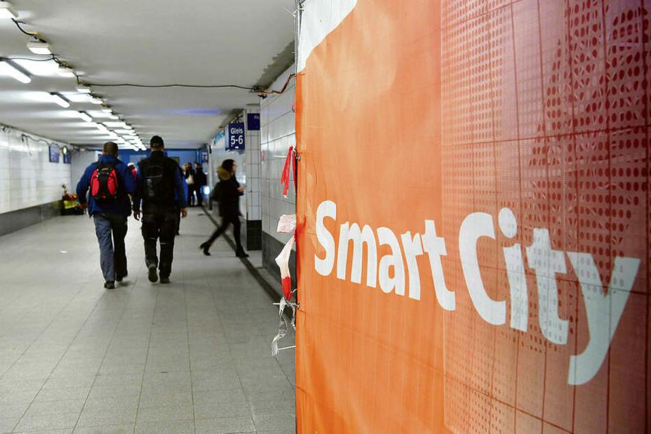 """Mit der """"Smart City""""-Initiative fördert die EU intelligente und klimafreundliche Energiesysteme für Großstädte."""
