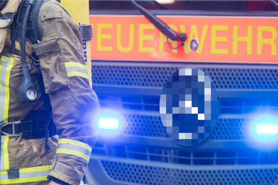 Die Brandursache ist noch völlig unklar (Symbolbild).
