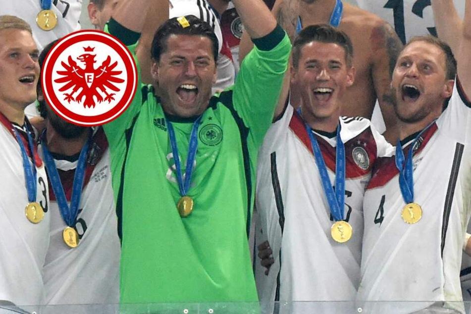 Schließt sich ein Weltmeister und Ex-BVB-Kicker der Eintracht an?