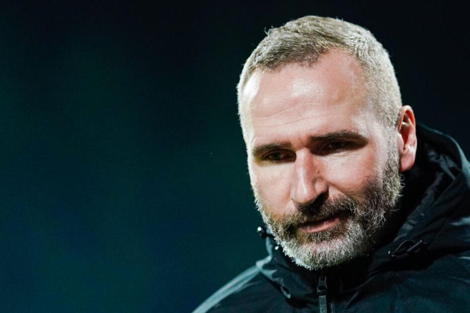 Tim Walter wurde als Trainer des VfB Stuttgart einen Tag vor Heiligabend entlassen.