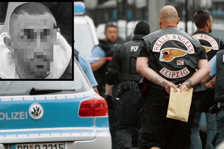 Tödliche Schießerei: Elf Leipziger Hells Angels droht Mord-Anklage