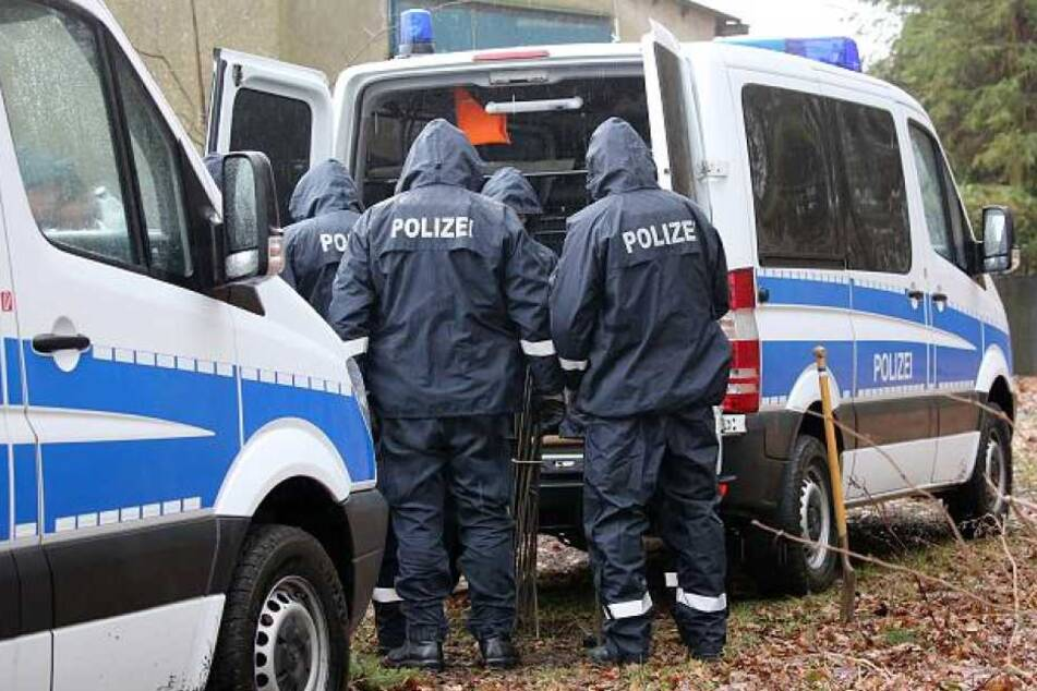 Wuppertal NRW - Totes Baby in Wald entdeckt