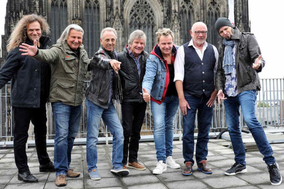 Köln: Kölner Kult-Band bald 50 Jahre zusammen!