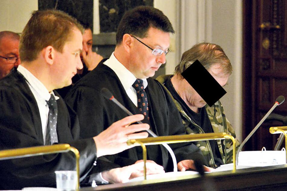 Der Mord-Prozess gegen Helmut S. (61) könnte sogar noch vor der Sommerpause  zuende gehen.