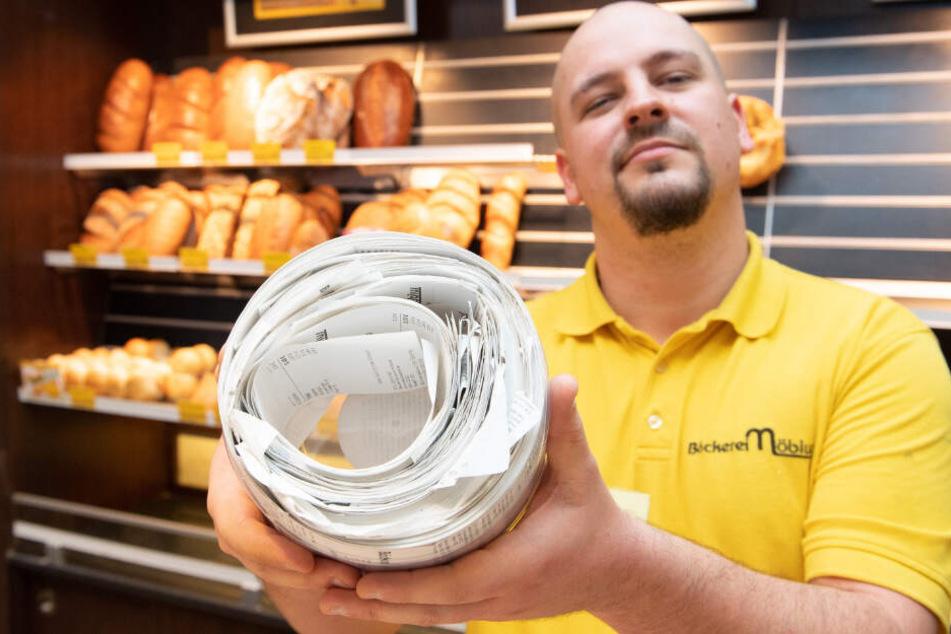 Dresdner Bäcker ächzen über neue Bonregel, nur einer nicht