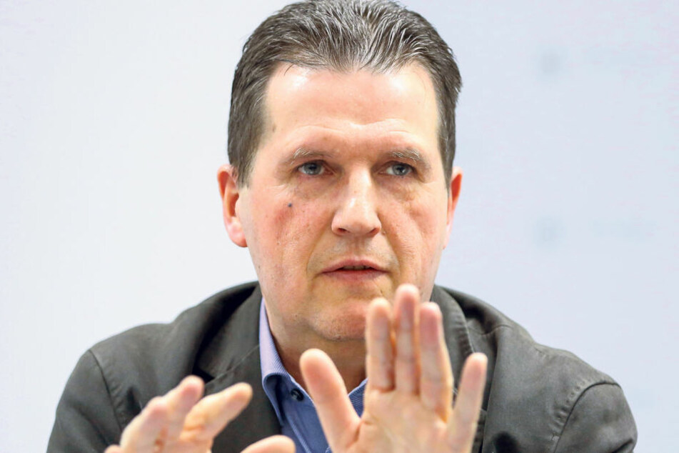 Will offenbar das letzte Wort bei den Genehmigungen haben: Ordnungsamtschef Ralf Lübs.