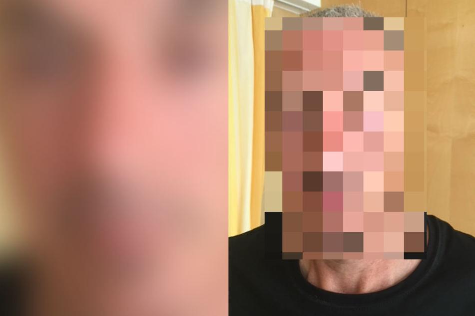 Der Mann konnte mittlerweile als ein 59-jähriger Deutscher identifiziert werden, der in der Schweiz lebt.